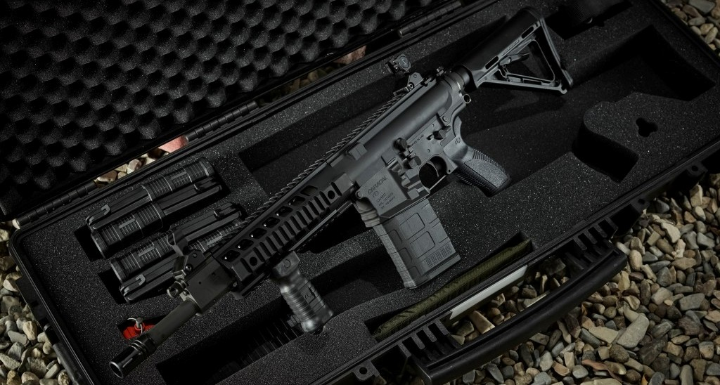 India to Start Licensed Manufacturing of Caracal CAR 817AR Rifles (3)