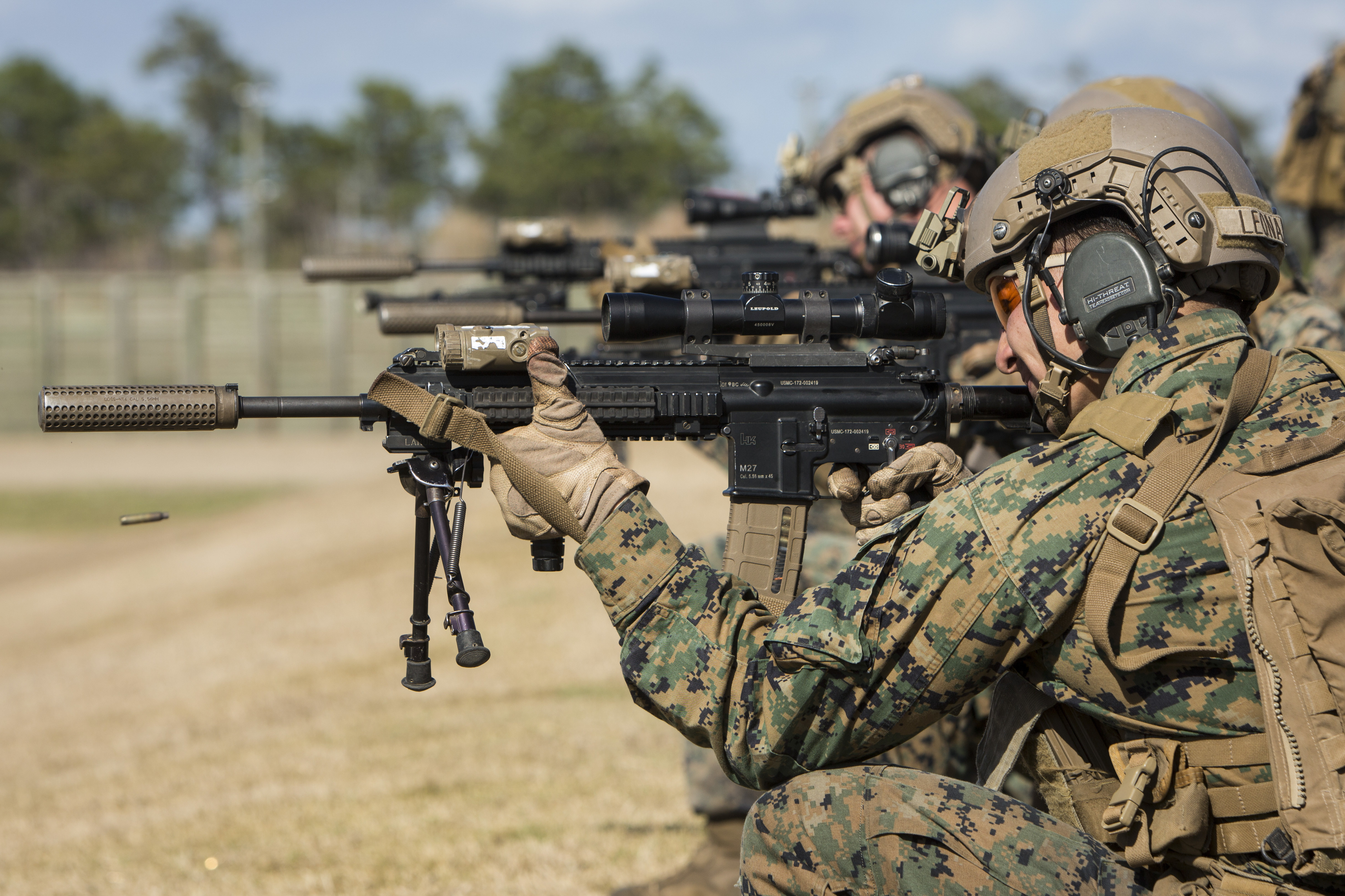 usmc to transition to 12-man rifle squads