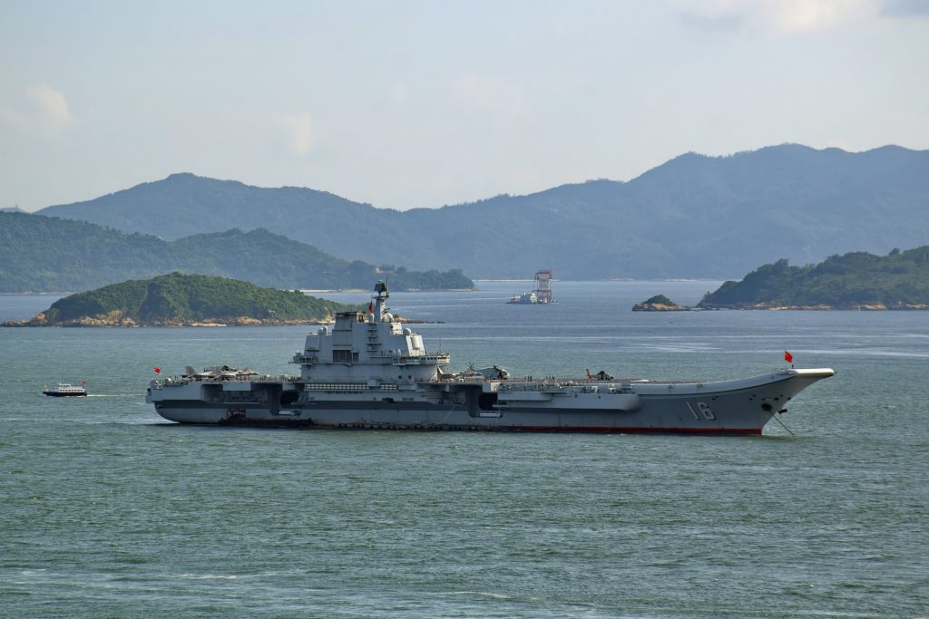 Type 001 Liaoning