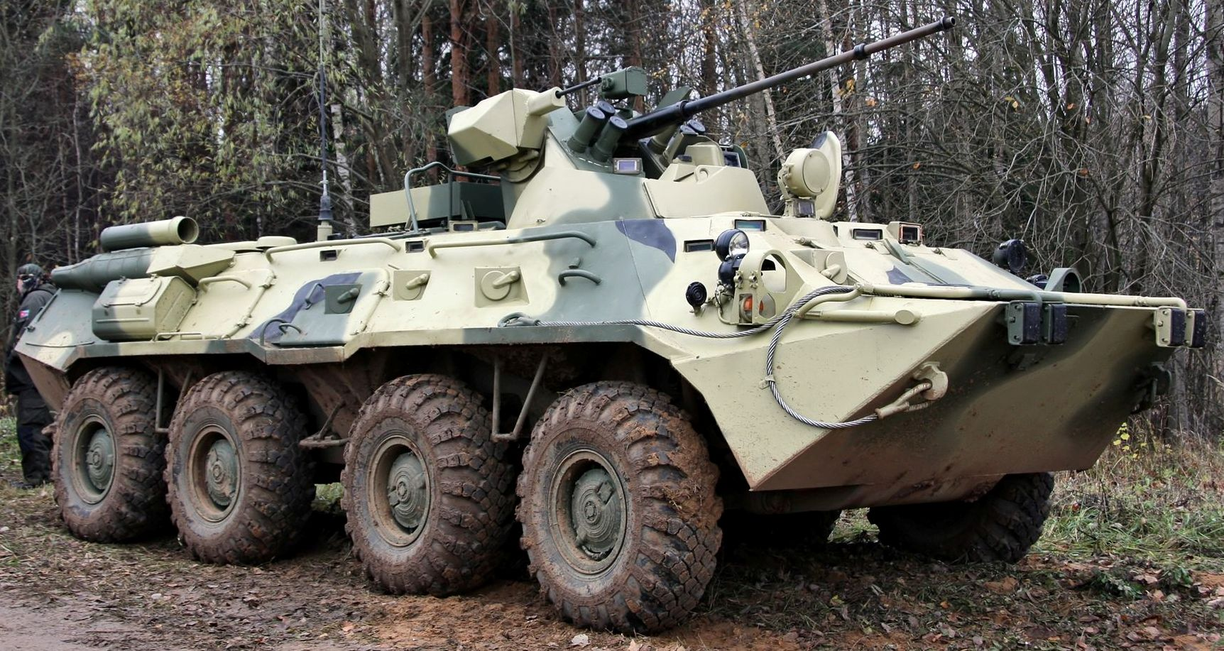 Russian and Ukrainian Upgrade Programs of BMP-1 and BMP-2 IFVs (1)