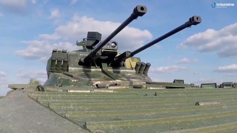 Russian and Ukrainian Upgrade Programs of BMP-1 and BMP-2 IFVs (3)