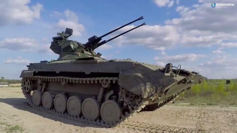 Russian and Ukrainian Upgrade Programs of BMP-1 and BMP-2 IFVs (4)