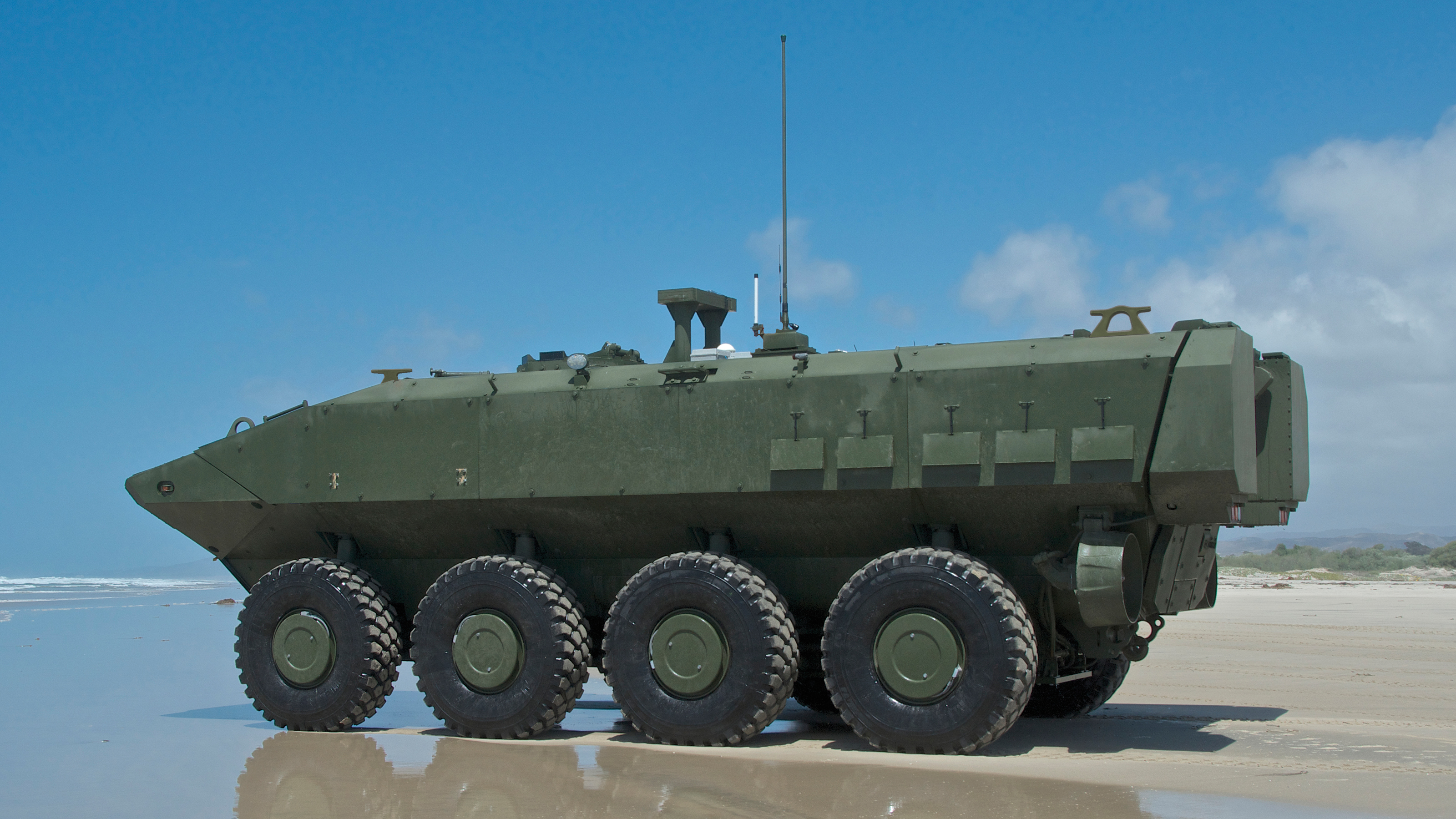Bae Systems Wins Us Marine Corps Amphibious Combat Vehicle Acv Competition Overt Defense