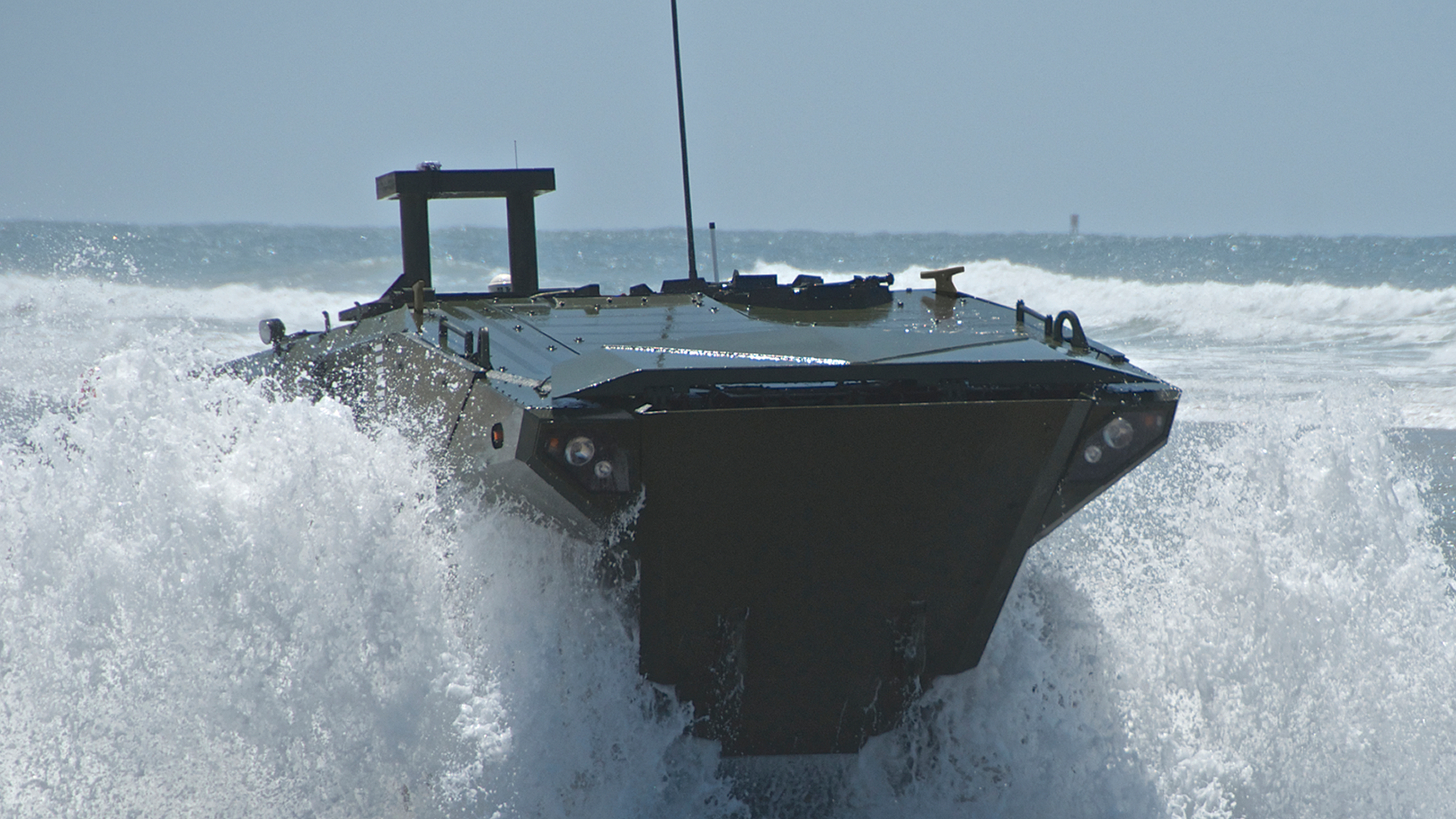 BAE Systems Wins US Marine Corps' Amphibious Combat Vehicle (ACV) Competition (2)