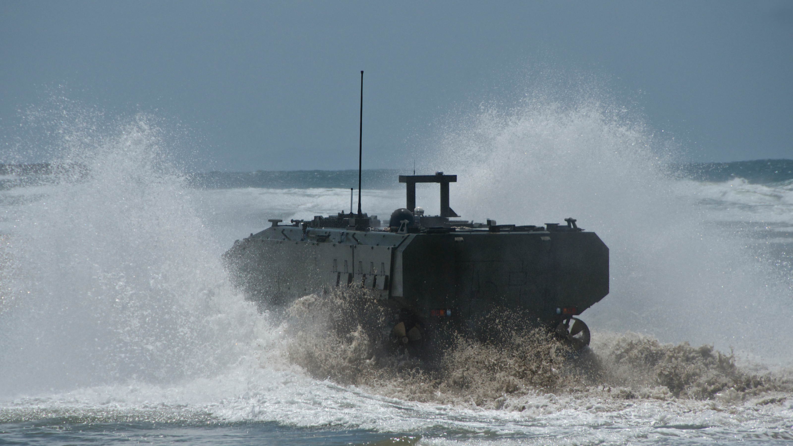 BAE Systems Wins US Marine Corps' Amphibious Combat Vehicle (ACV) Competition (3)