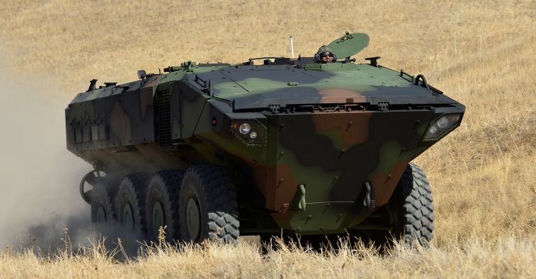 BAE Systems Wins US Marine Corps' Amphibious Combat Vehicle (ACV) Competition (1)