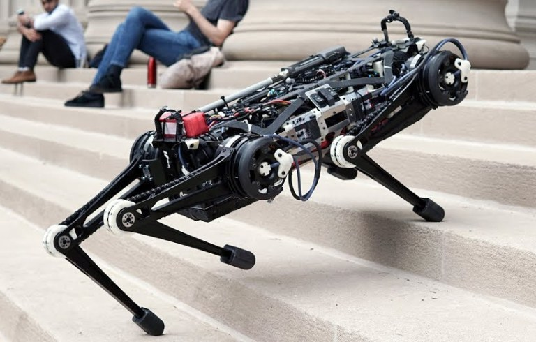Massachusetts Institute of Technologies Introduces the Blind CHEETAH 3 Robot - Overt Defense
