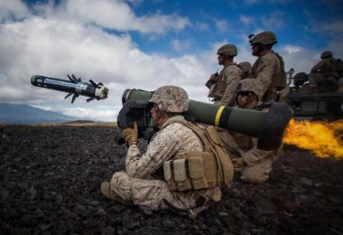 US Army Awards $307M Javelin Missile Contract for Foreign Military Sales (5)