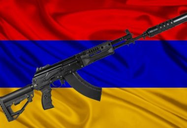 Armenia to Start Licensed Manufacturing of AK-12 and AK-15 Rifles (768)