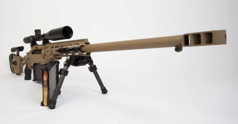 Canadian PGW Defence to Export .50 Caliber Rifles to Ukraine 768
