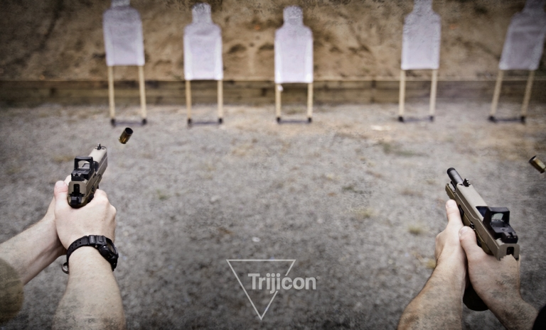 US Navy Awards Trijicon a Handgun Reflex Sight Contract 768