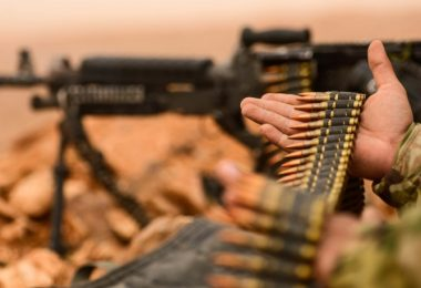 US SOCOM Wants Lightweight Belt-Fed Machine Gun Ammunition (768)