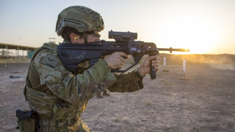Australian Government Approves the LAND 125 Phase 4 Integrated Soldier Systems Project (4)