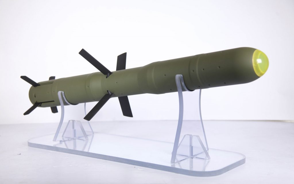 CG guided munition