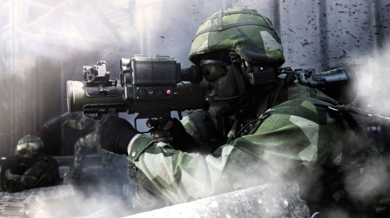 SAAB Signs $55 Million Carl-Gustaf M4 Launcher Contract with Undisclosed Customer 768