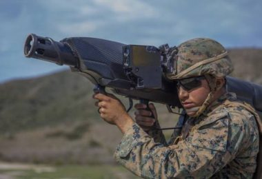 SkyWall100 Anti-Drone System Was Demonstrated to US Marine Corps 768 1