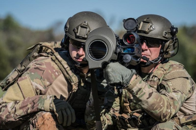 US Army Buys AimpointFCS13-RE Sights for Carl Gustaf M3-E1 MAAWS Recoilless Rifles (2)