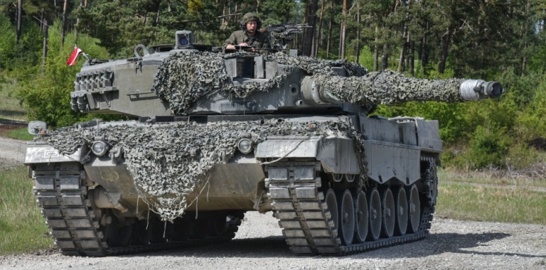 EDA Looking For Industry Solutions For Upgrading Leopard 2 MBTs (1)