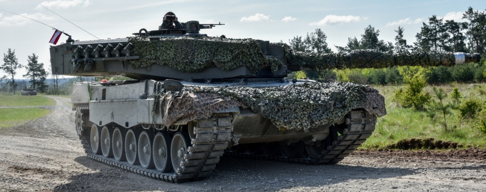 EDA Looking For Industry Solutions For Upgrading Leopard 2