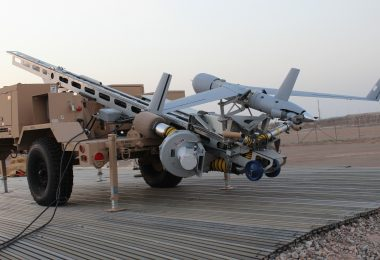 ScanEagle unmanned aerial vehicles enhance intelligence capability for Afghanistan