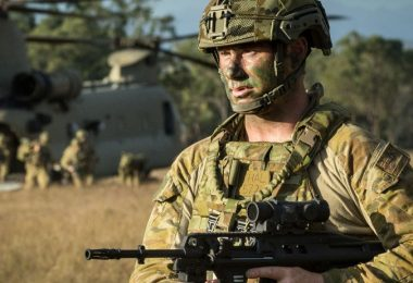 Australian Army Looks For Innovative Ideas