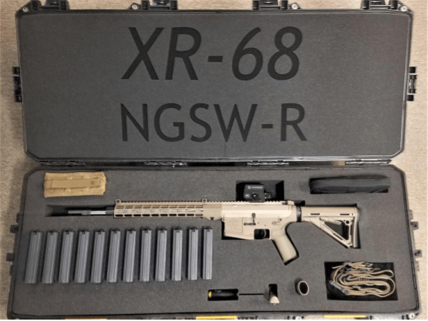 VK Integrated Systems and Bachstein Consulting Submit XR-68 to US