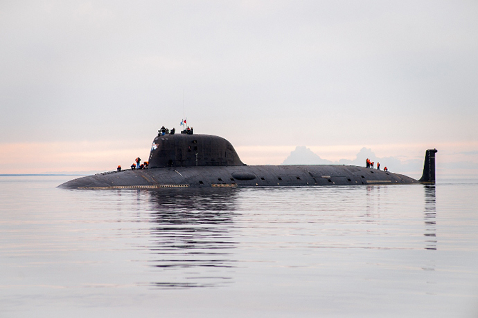 Yasen Class Submarine Severodvinsk - from USNI News - https://news.usni.org/2015/03/19/russian-navy-chief-submarine-patrols-up-50-percent-over-last-year
