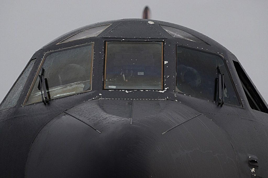 B-2 Spirit Stealth Bomber Slated to be retired Before the B-52