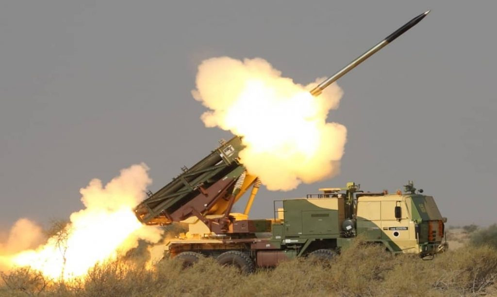 Indian Army Asks Private Firms to Meet the Next Decades Ammunition Requirements