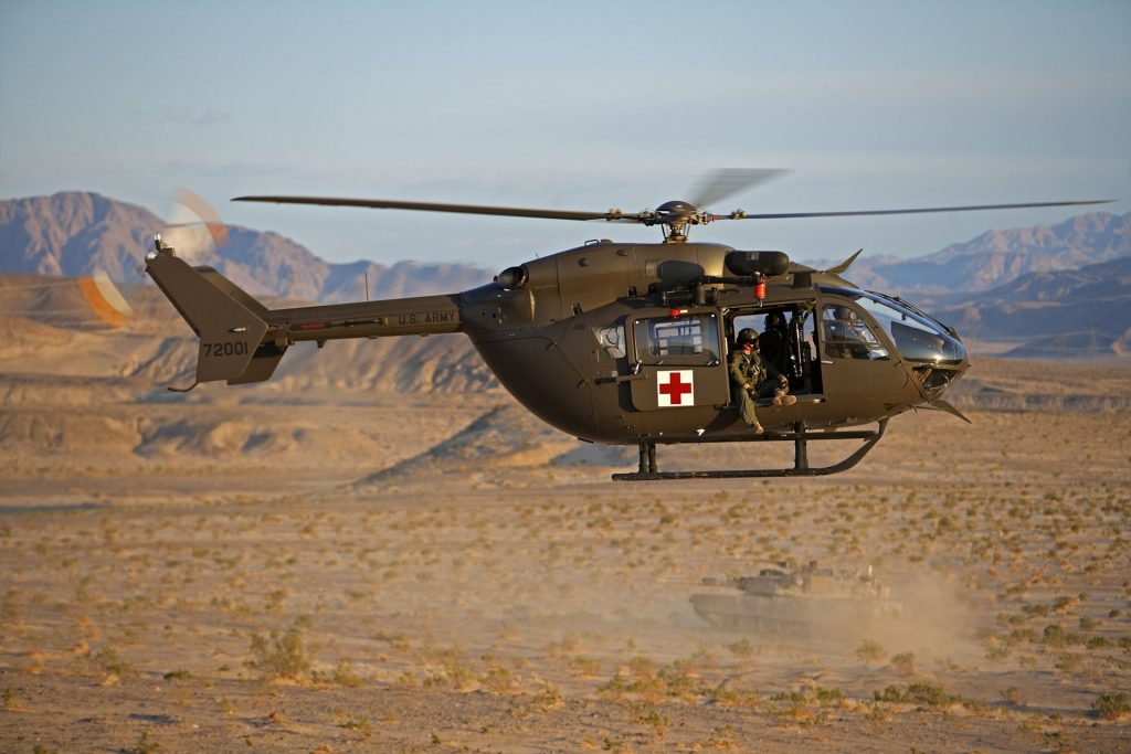 US Army to Introduce Newest UH-72B Lakota Helicopters in 2021