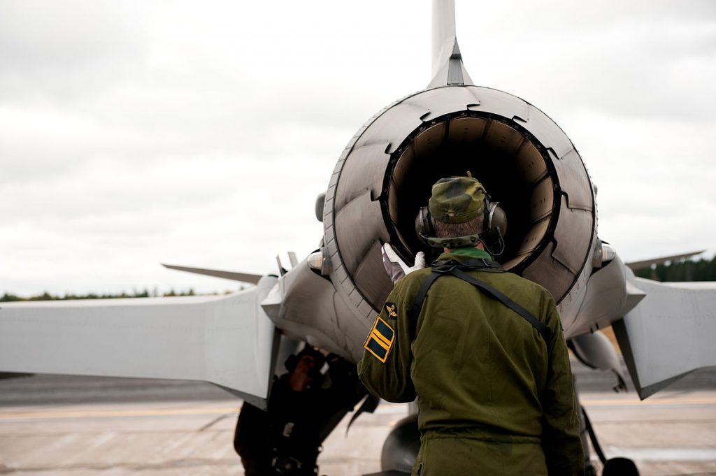 Sweden Offers Saab Gripen Fighter jets to Croatian Government