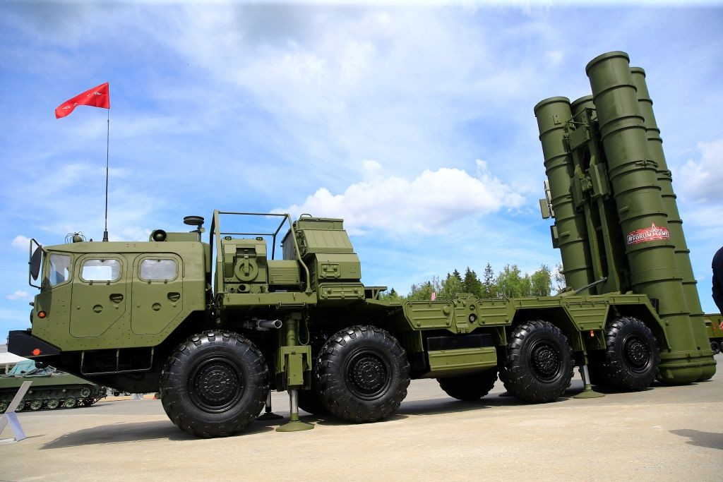 Turkey To Begin Testing Russian S-400 Missile System Over the Black Sea - Overt Defense