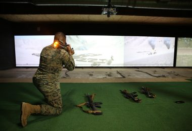 More Synthetic Training On the Horizon for Marine Corps