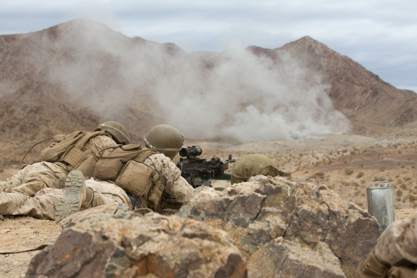 High Explosives Go Missing from Twentynine Palms Marine Corps Base