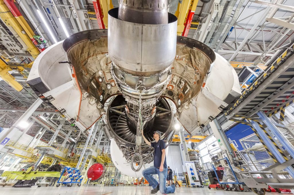 Rolls Royce Opens Testbed 80 - A New £90m Jet Engine Test Facility