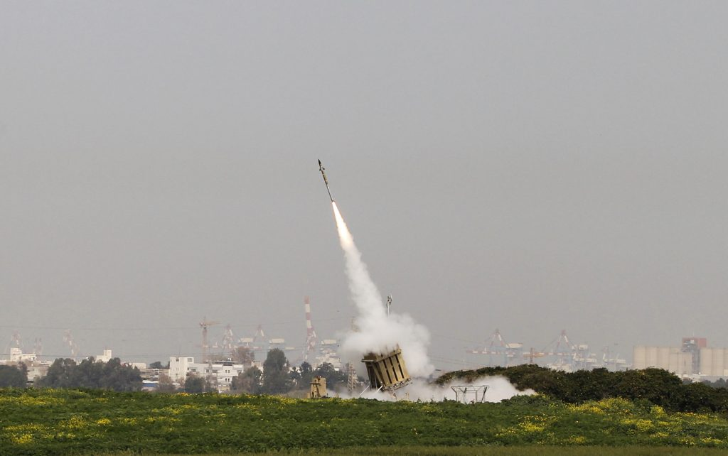 In Profile: The Iron Dome All-Weather Air Defense System